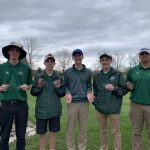 Boys' Golf takes 2nd at CJ Wiese Invitational