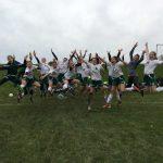 Girls Junior Varsity Soccer beats West Bend East 3 – 1