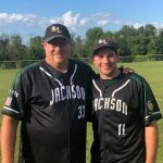 Danny Cain and Coach Washburn named Legion All Stars