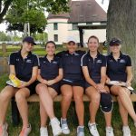 Girls Varsity Golf finishes 4th place at Invitational @ Racine Saint Catherine's