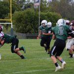 JV Football (9-9-19) - courtesy of Tanck