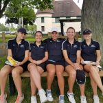 Girls Varsity Golf finishes 23rd place at Invitational @ Winagamie Golf Course