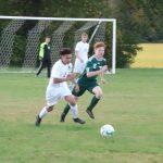 JV Soccer (10-3-19) - courtesy of Egelseer