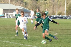 JV Soccer (10-3-19) – courtesy of Egelseer