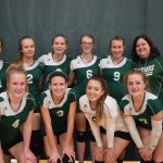 Home JV2 Vball Quad – Game #1 vs East Troy