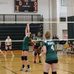 Home JV2 Vball Quad – Match #2