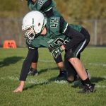 JV Football (10-14-19) - courtesy of Tanck