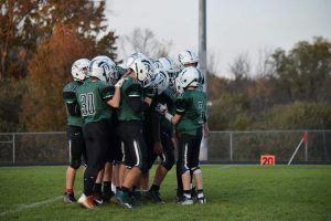 JV Football (10-14-19) – courtesy of Tanck