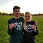 Two State Qualifiers in Cross Country