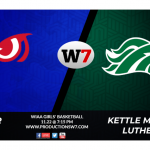 KML Kicks-Off the Basketball Season- W7 to Live Broadcast