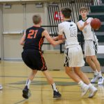JV Boys Basketball (1-17-20) – courtesy of Leffel