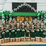 KML named Grand Champs at the iCheer Championships