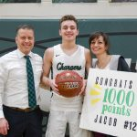 Stoltz Hits 1,000 Points!