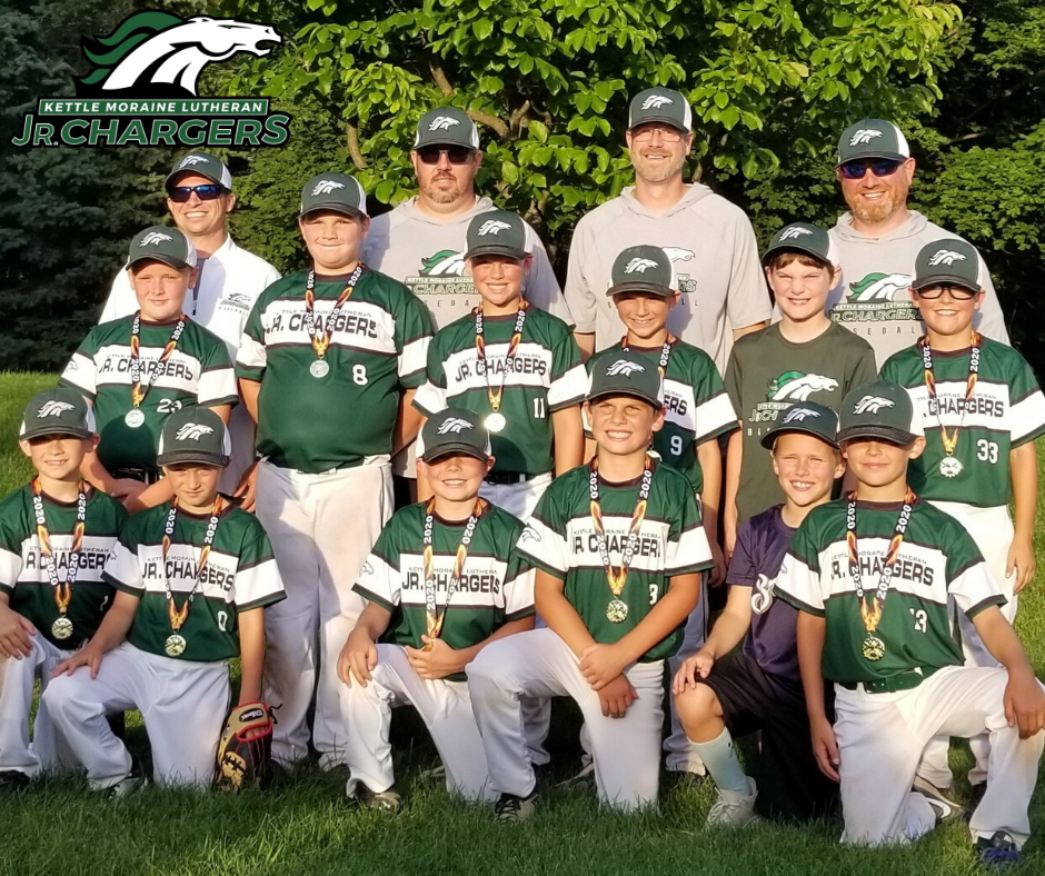 KML Junior Chargers Baseball- TOURNEY CHAMPS!