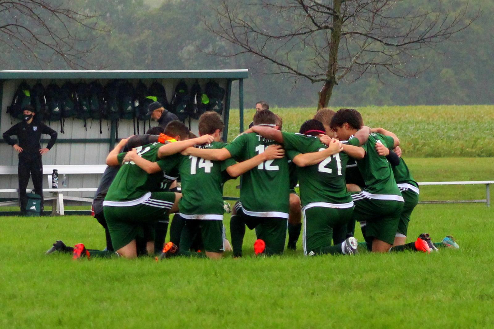 Boys Soccer (9-12-20) – courtesy of Leffel