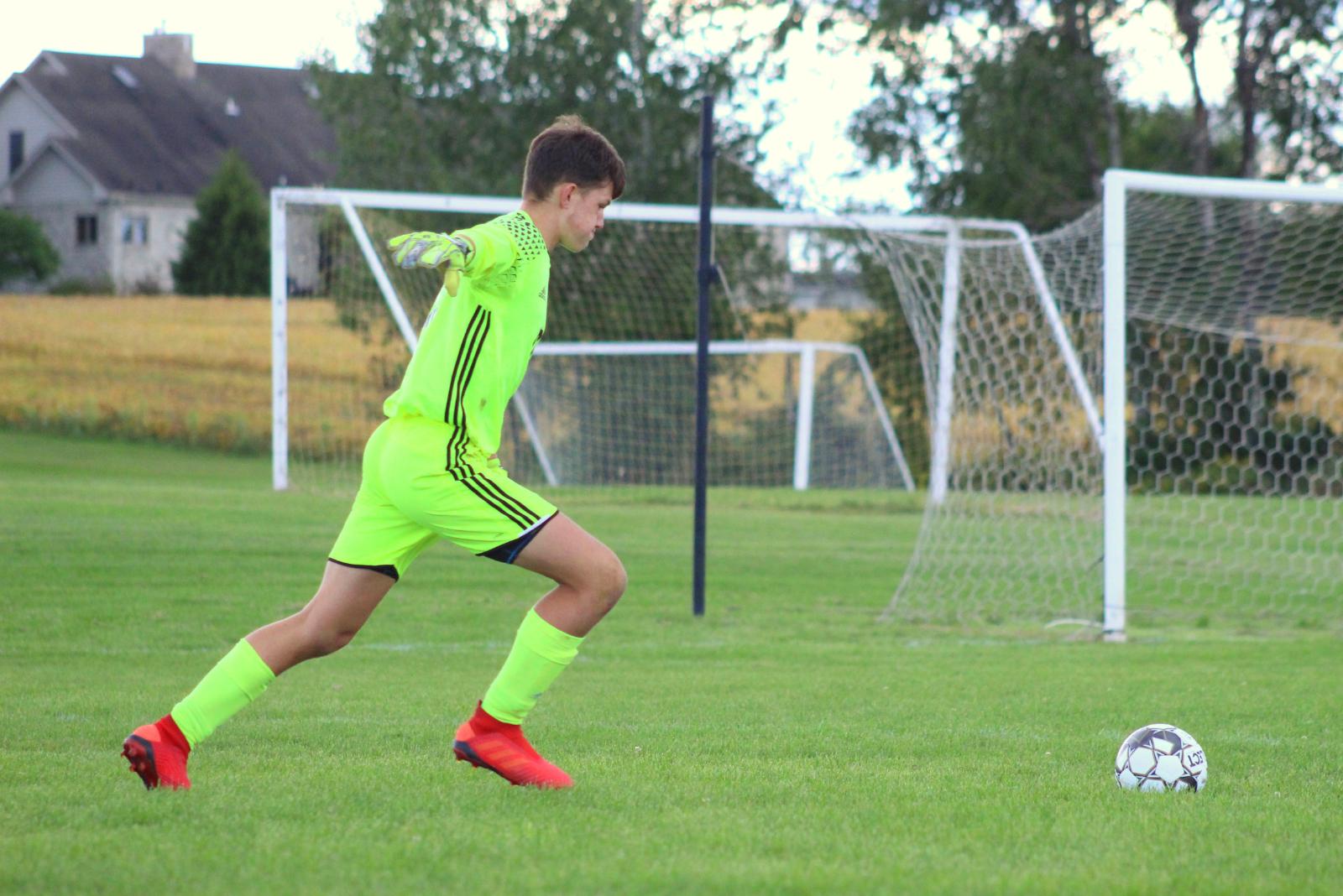 Boys Soccer (9-17-20) – courtesy of Leffel