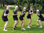 Girls Varsity Golf falls to Divine Savior Holy Angels 210 – 228