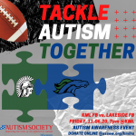 """KML & Lakeside """"Tackle Autism Together""""-Friday, 7pm"""