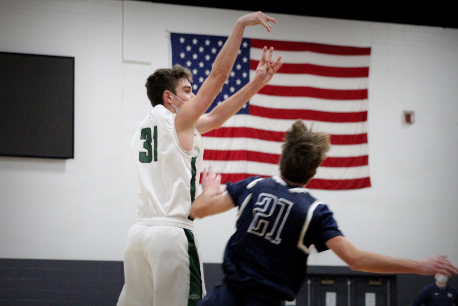 Varsity Boys Basketball (12-5-20) – courtesy of Leffel