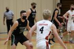 Varsity Boys Basketball (1-9-21) – courtesy of Leffel