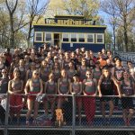 Geneva High School Girls Varsity Track finishes 1st place