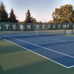 Geneva High School Girls Varsity Tennis beat Western Reserve Academy 3-2