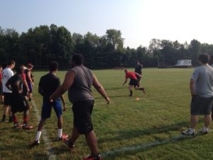 2014 Fall Sport Practice Opening Day
