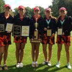 Girls Golf Wins NEOIGGL Tournament
