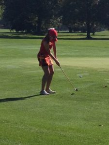 Girl's Golf Sectionals – 2014
