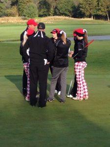 Girls Golf Districts – 2014