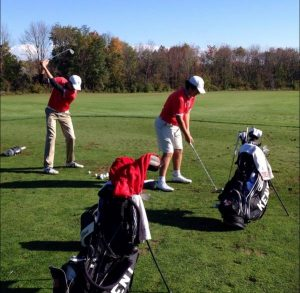 Boy's District Golf Tournament – 2014