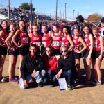 Kent Roosevelt High School Varsity Cross Country takes 1st place