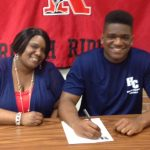 Rough Rider Isaiah Jones to Attend Hiram College