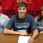 Alex McCue to Play Baseball at Malone