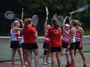 Fall 2015 Womens tennis