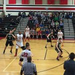Kent Roosevelt High School Boys Varsity Basketball beat Highland High School 47-45