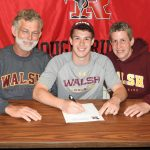 TJ Harrod Commits to Walsh University
