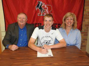 Hayden Kegg Signing Pictures