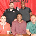 Jordan Barnes Commits to Tri C for Hoops