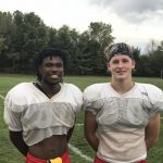 Panini's Varsity Football Players of the Week