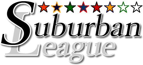 Football All-Suburban Recognition