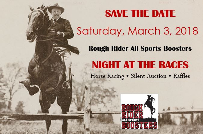 2018 Rough Rider All Sport Boosters Night at the Races