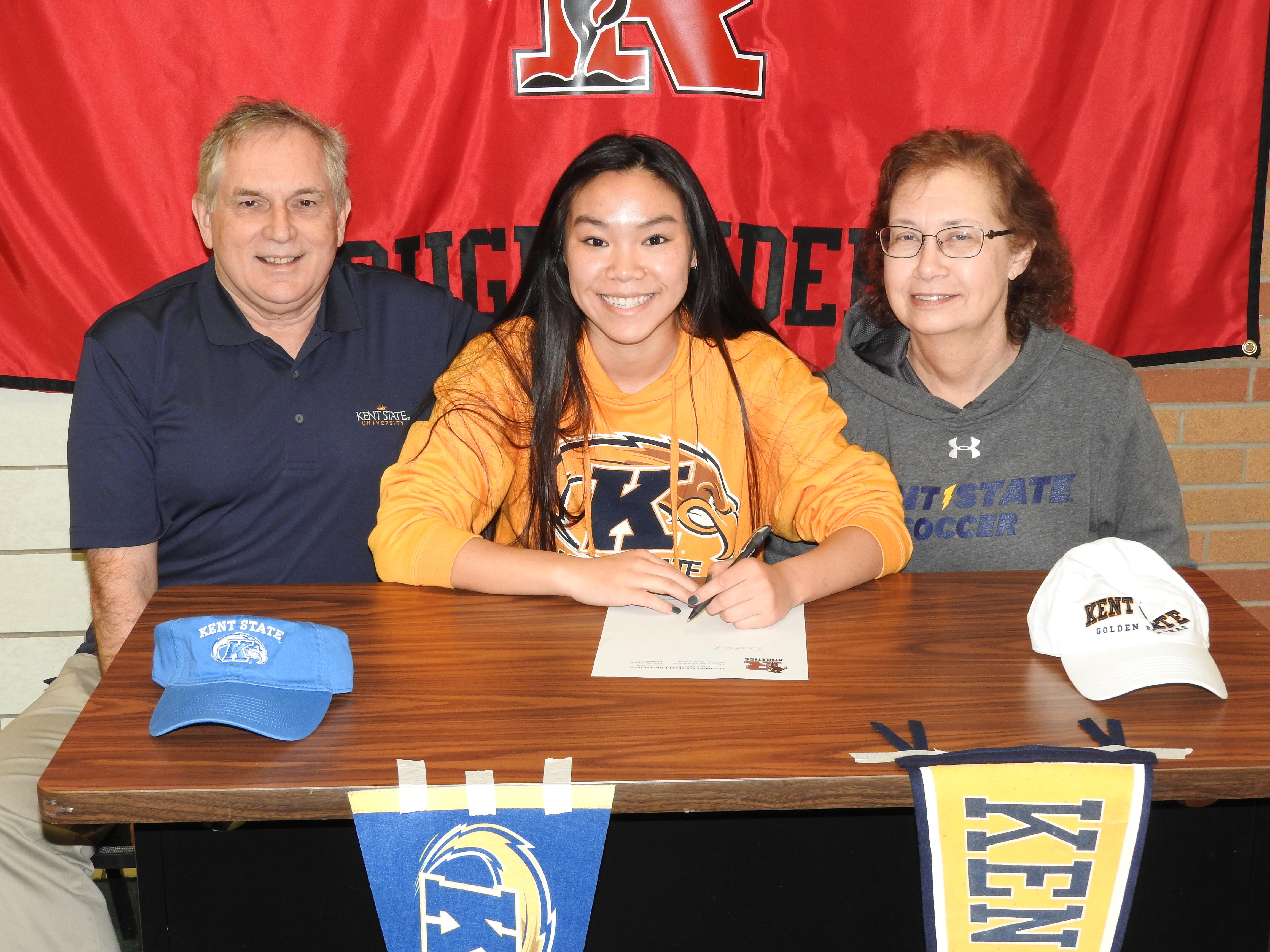 Kendra Kline Commits to Kent State University