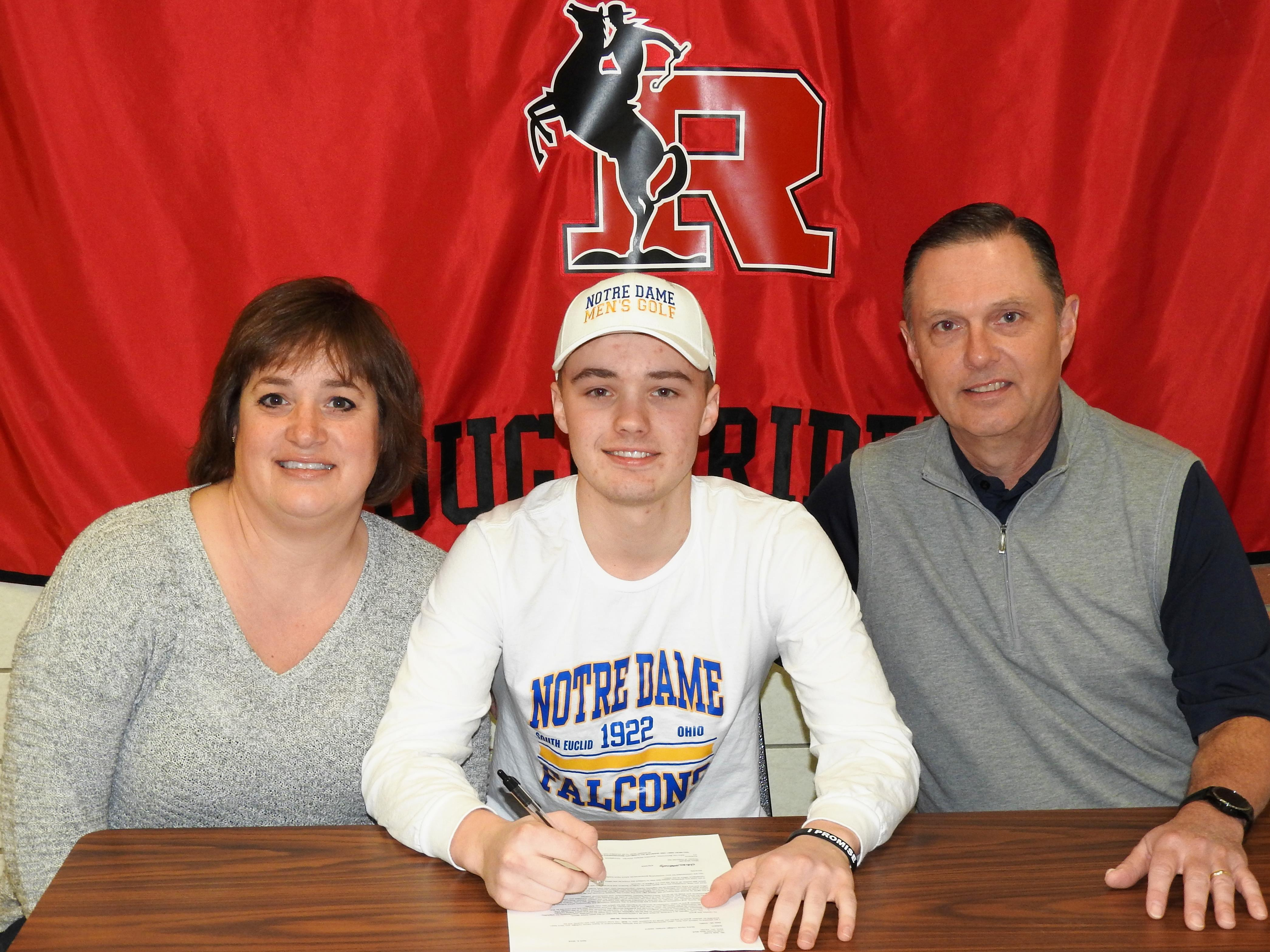 Kyle Smith to Attend Notre Dame College in the Fall