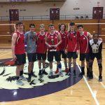Boys Varsity Volleyball falls to Massillon Jackson 2 – 0