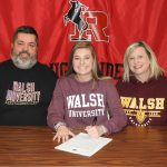 Grace Thompson Signs with Walsh University