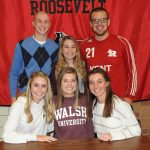 Grace Thompson Signing Pics – Walsh 2018