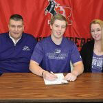 Bill Wolford Signing Pictures - Mount Union