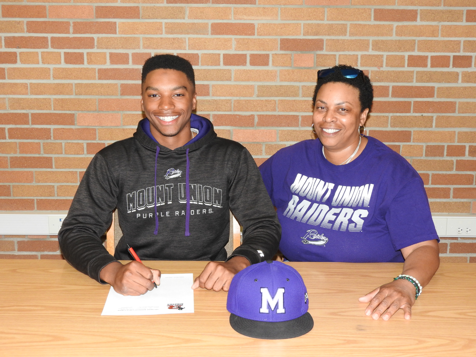 Lucius Ivory III Selects Mount Union