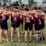Boys Cross Country at Ashley White Invitational